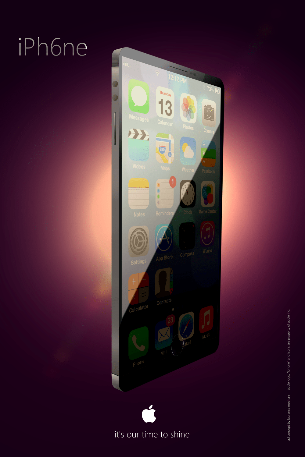 iPhone 6 Concept Hints at What May Come