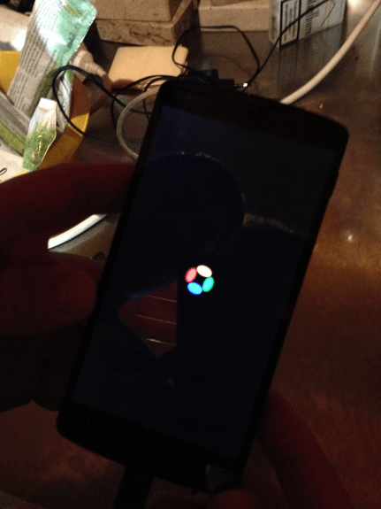 This could be the Nexus 5.
