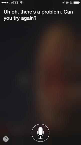 New year, same old Siri.