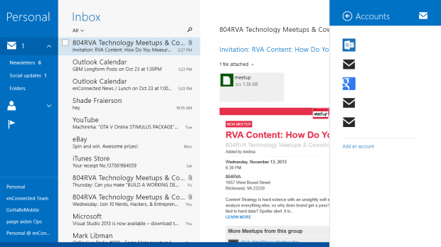 How to Add Email Accounts to Mail in Windows 8 (7)