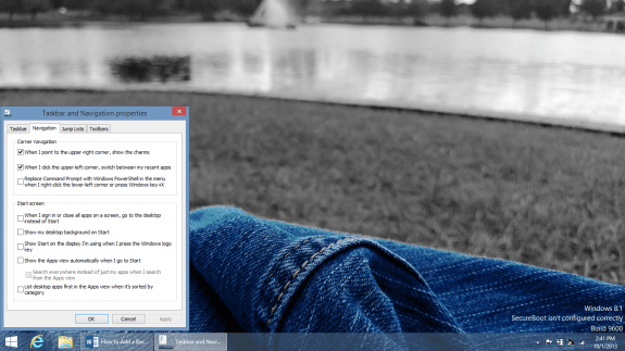 How to Add a Background to the Start Screen in Windows 8 (5)