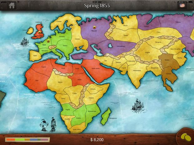 empires ii: what would you risk for world conquest