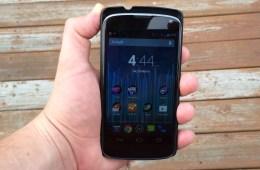 Nexus 4 size vs Nexus 5