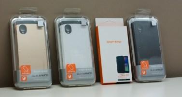 Nexus 5 Cases Hands On Video - 004