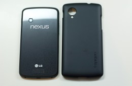 Nexus 5 Cases Hands On Video -  010