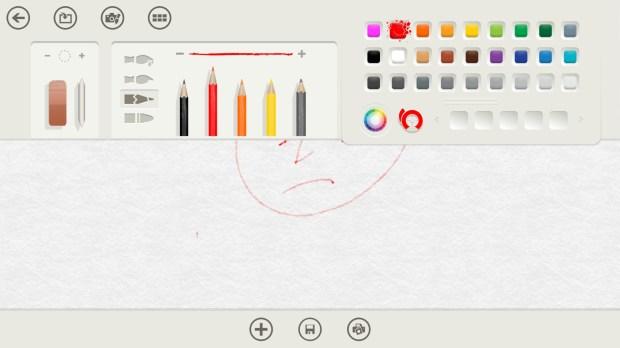 The Fresh Paint App