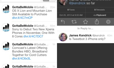 The Tweetbot iOS 7 release is here as Tweetbot 3, for $3.