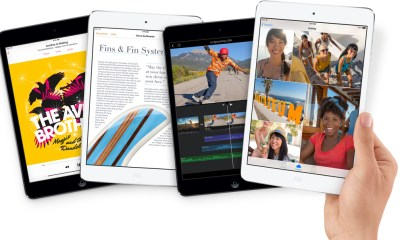 The iPad mini 2 release date is in November, and it will likely come with shortages.