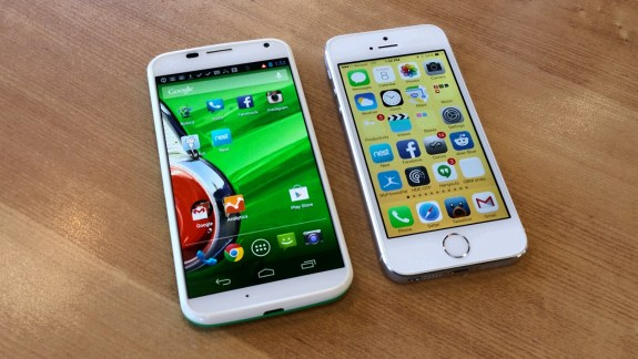 The iPhone 6 could use a 4.7-inch display without increasing the size significantly.