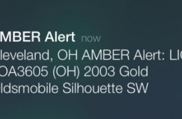 Android and iPhone Amber Alerts may be offline as a victim of the government shutdown.