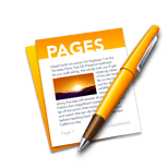 iWork Pages Icon