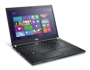 Acer TravelMate-P645 Right Facing Win8 Front View