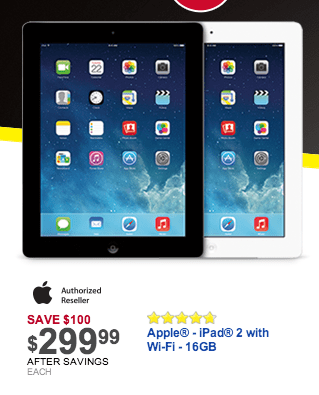 Black friday deals on ipad 2 32gb