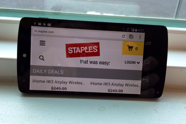 Use your smartphone to research prices and reviews while in line or if you find a surprise Black Friday deal.