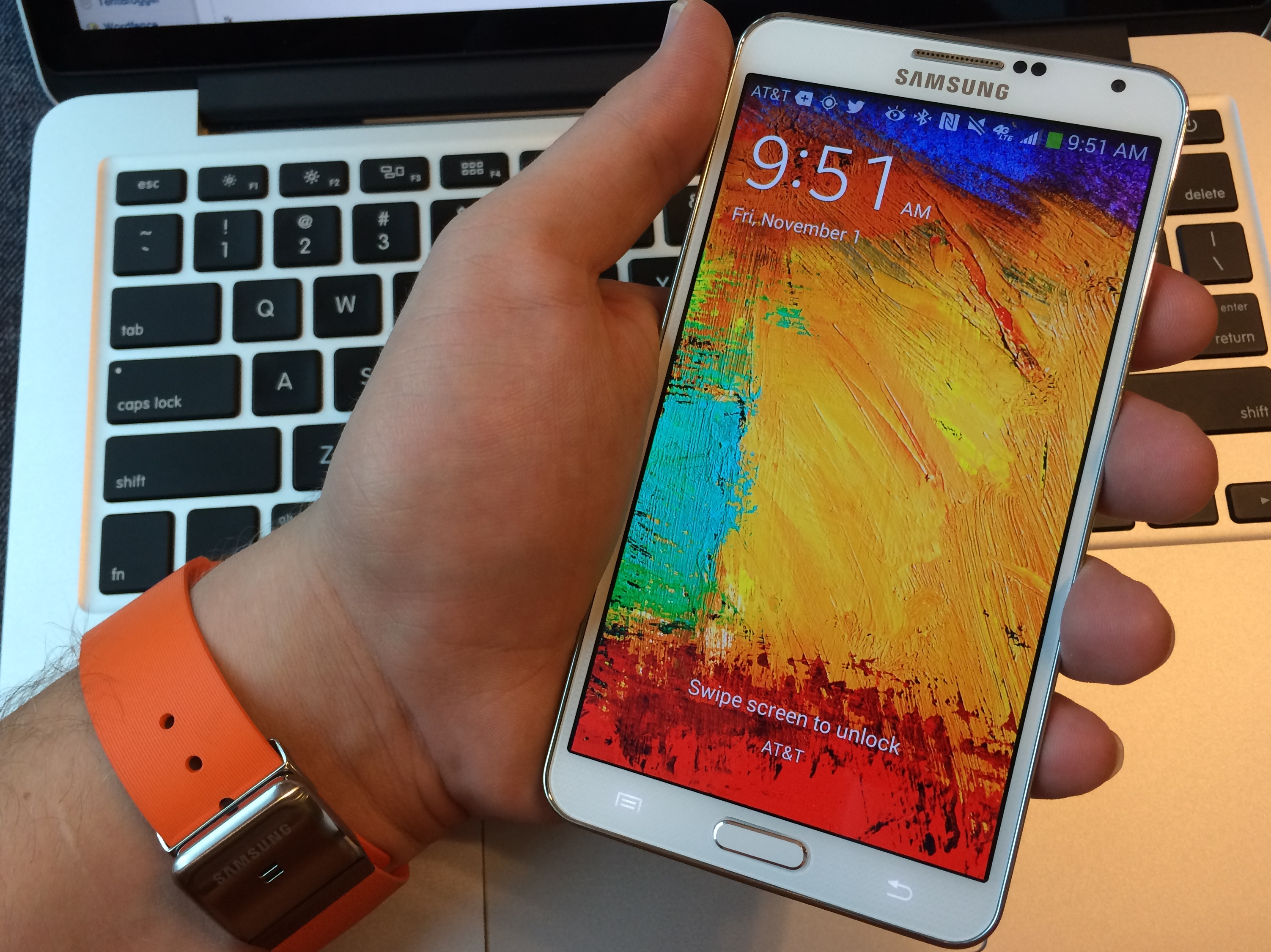 7 Hidden Galaxy Gear Features and Uses