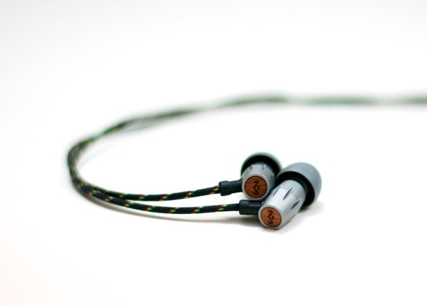 The House of Marley Legend in-ear headphones sound great.