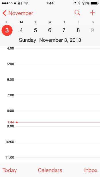iOS7 Daylight Saving Time Bug