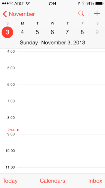 iOS7 Daylight Saving Time Bug