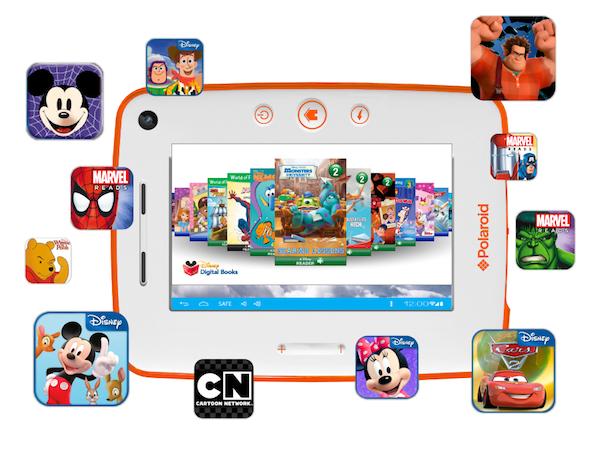 Poloaroid Kids Tablet 2