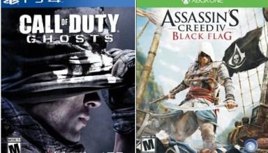 Xbox One and PS4 Black Friday Deals may bring big game savings.