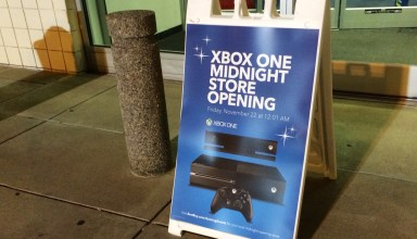 The Xbox One release date starts at midnight.