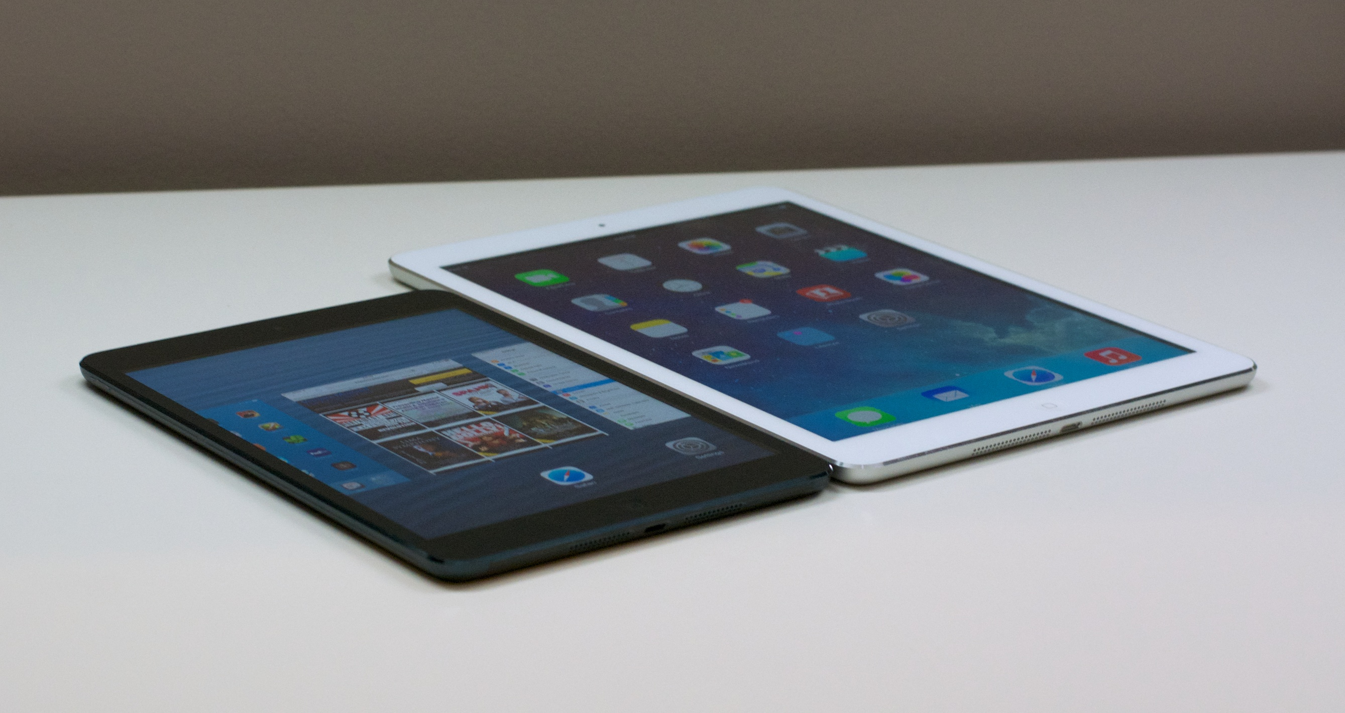What Not to Expect After iOS 7.0.4: iPad & iPad mini