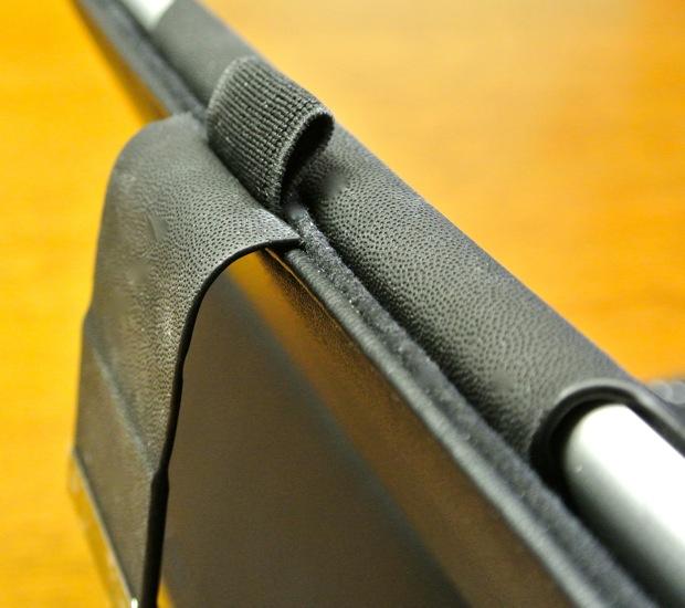 kensington keyfolio pro stylus slot