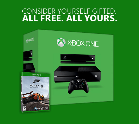 Free Xbox One Is Real Deal For Loyal Gamers