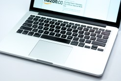 The 13-inch MacBook Pro Retina late 2013 offers a very nice keyboard and touchpad.