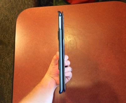Belkin CODE Ultimate iPad Air Keyboard Case Review - 10