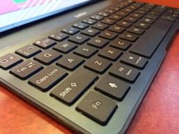 Belkin CODE Ultimate iPad Air Keyboard Case Review - 5