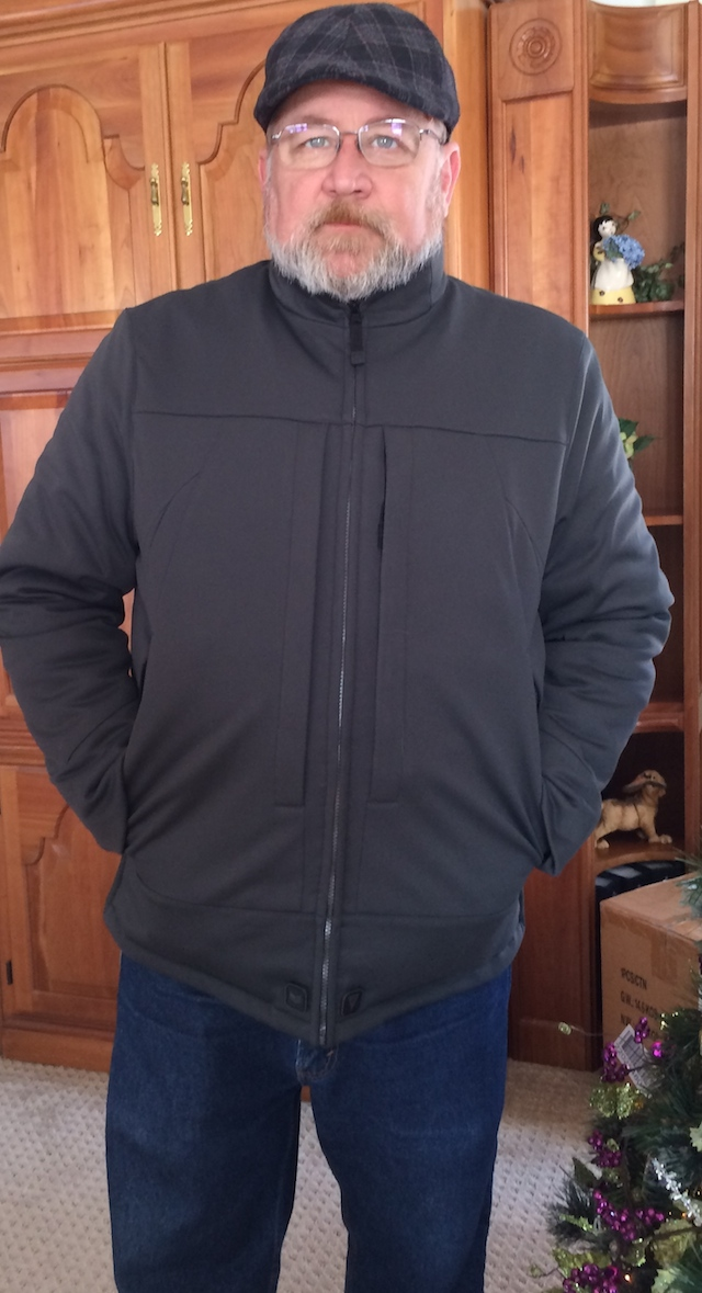 Brad Thor Alpha Jacket From Scott Evest Review