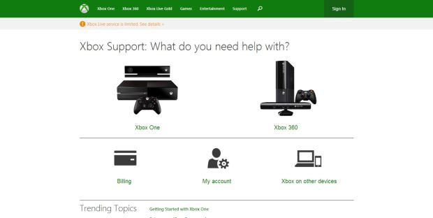 Is Xbox Live Online Here's How To Find Out 1 (5)