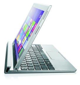 The Lenovo Miix 2 with Keyboard