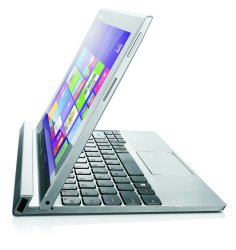The Lenovo Miix 2 with Keyboard