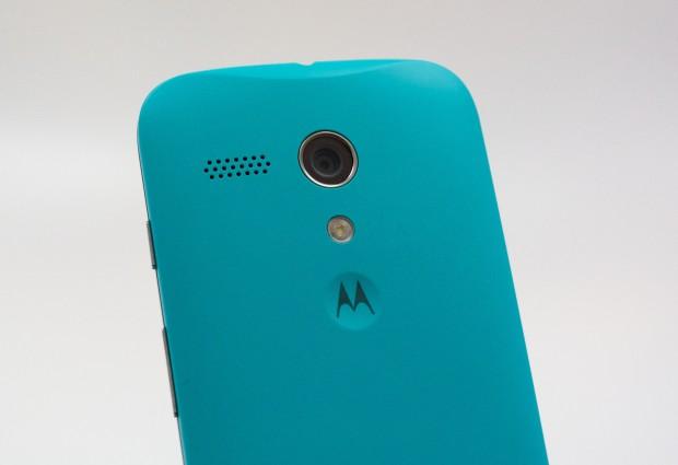 The Moto G speaker is weak, so buy a Bluetooth speaker or get headphones.