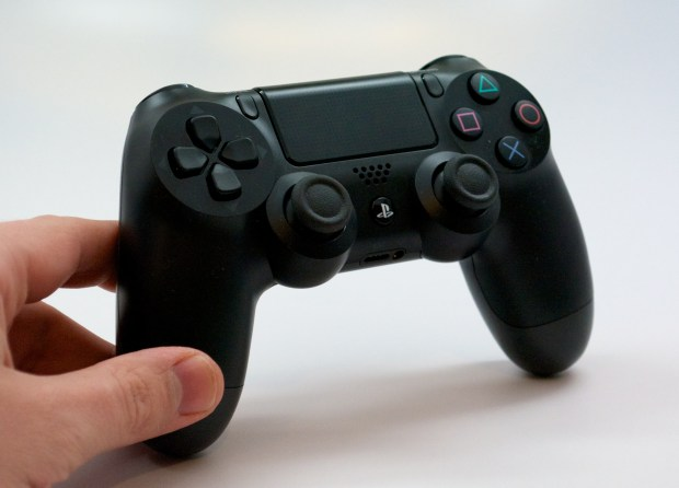 The PS4 DualShock 4 controller is larger and more comfortable for long term gaming, even thought the battery only lasts about 8 hours.