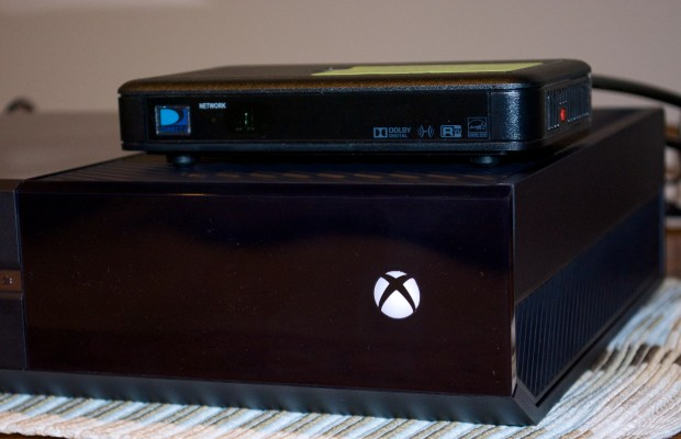 Connect a cable box to the Xbox One.