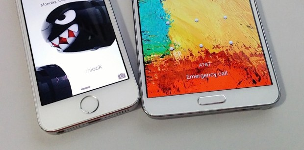 The iPhone 5s fingerprint reader makes it easier to unlock the iPhone and more likely that a user will secure it.