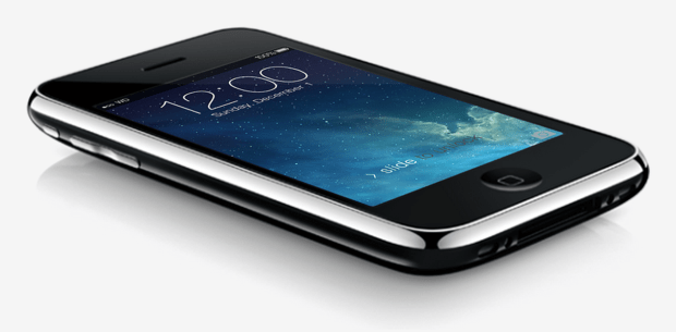 iOS 7 on older devices