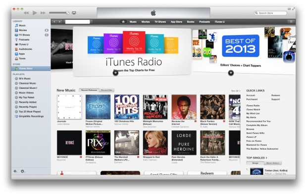 how to download music on itunes macbook pro