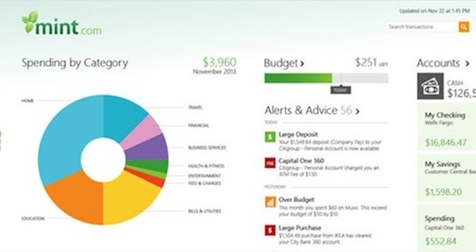 Mint for Windows 8.1