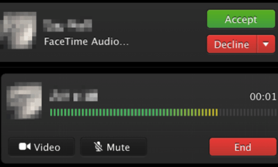OS X Mavericks FaceTime Audio