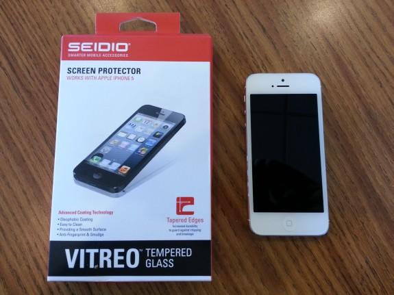 Seidio Vitreo Tempered Glass Screen Protector