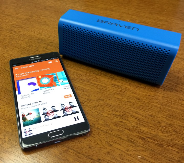 braven 704 bluetooth speakers