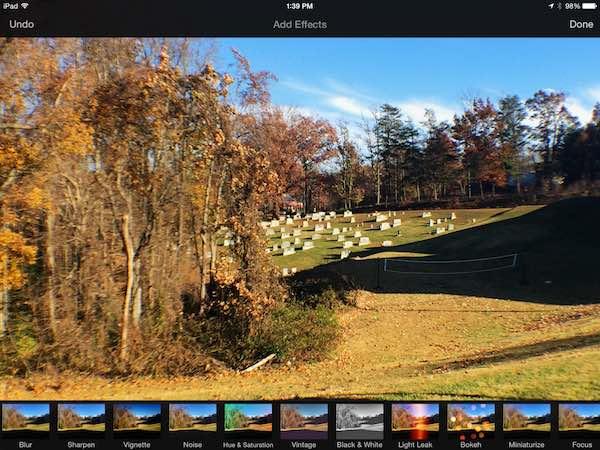 pixelmator for ipad effects