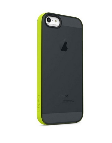 Belkin makes a very affordable iPhone 5 case.