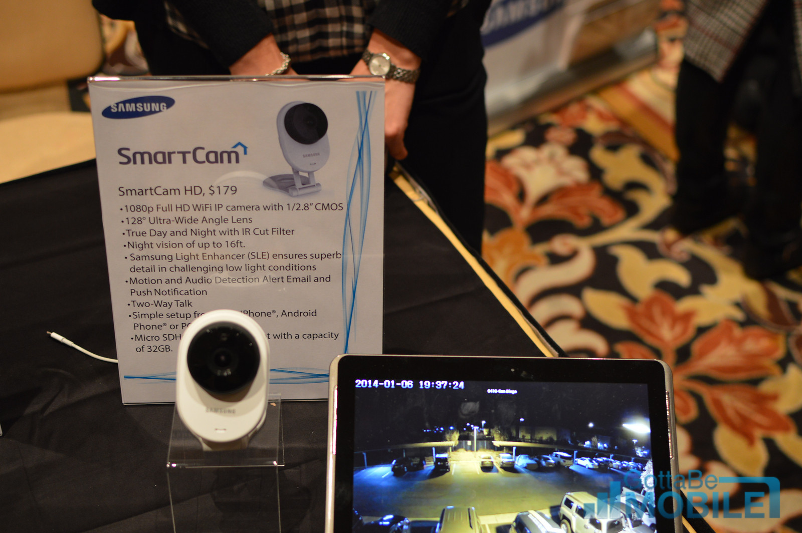 Samsung SmartCam HD Announced for Outdoor Security – Gotta