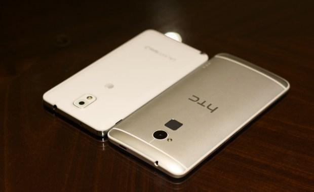 The Galaxy Note 3 vs HTC One Max comparison reveals a clear winner.