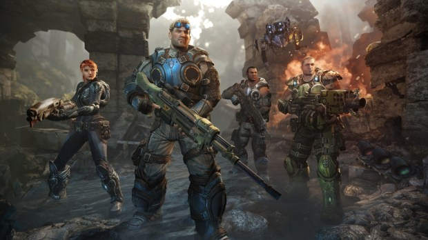 Gears of War Judgement was the last game in the Gears of War franchise to be developed in partnership with Epic Games.